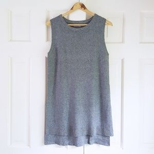 ANTHROPOLOGIE Micahael Stars Linen Sweater Tunic